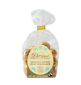 Divine Chocolate Milk Chocolate Eggs