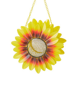 Serrv Rustic Sunflower Bird Feeder