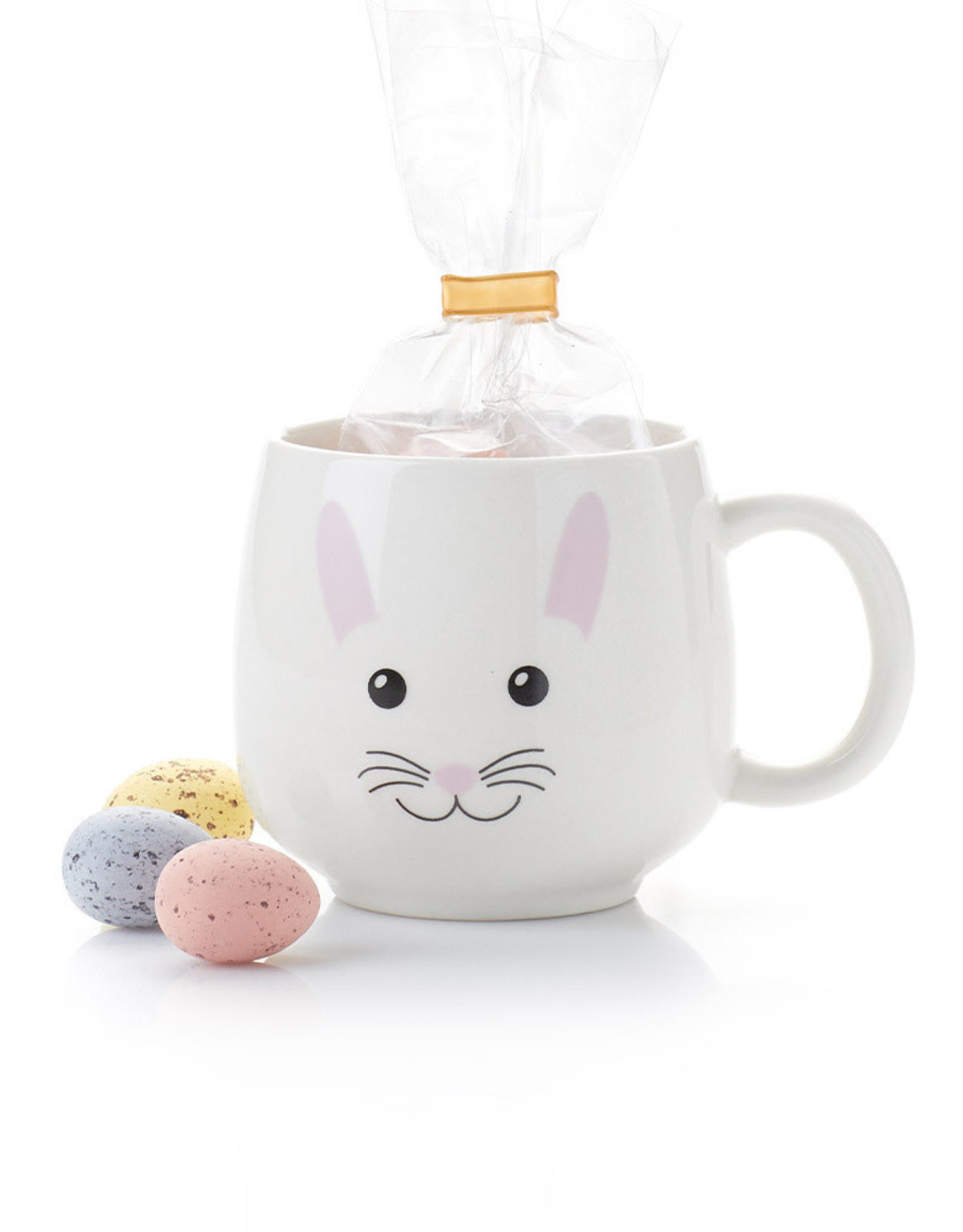 Serrv Sweet Bunny Mug & Chocolate