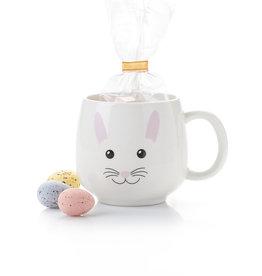 Serrv Sweet Bunny Mug & Chocolate