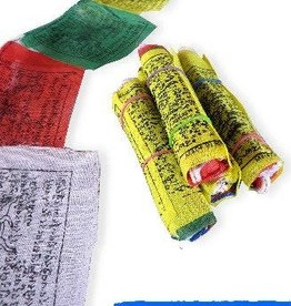Ganesh Himal Tiny Windhorse Prayer Flag