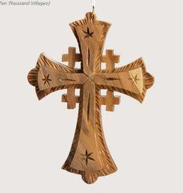 Cross Pendant Ornament