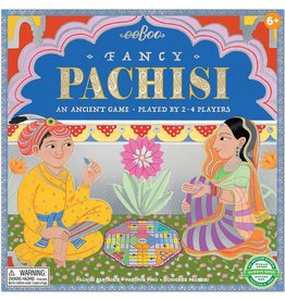 Barefoot Books Fancy Pachisi Game