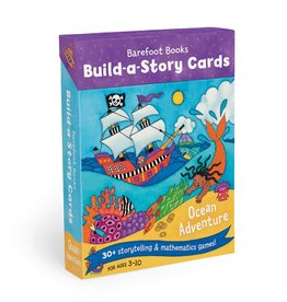 Barefoot Books Build-a-Story Cards: Ocean Adventure