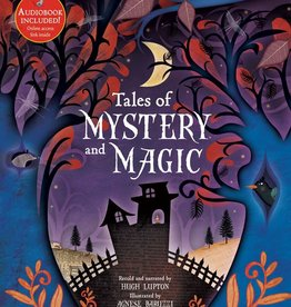 Barefoot Books Tales of Mystery and Magic picture book w/CD