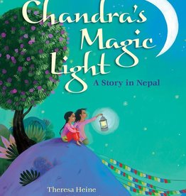 Barefoot Books Chandra's Magic Light: A Story in Nepal