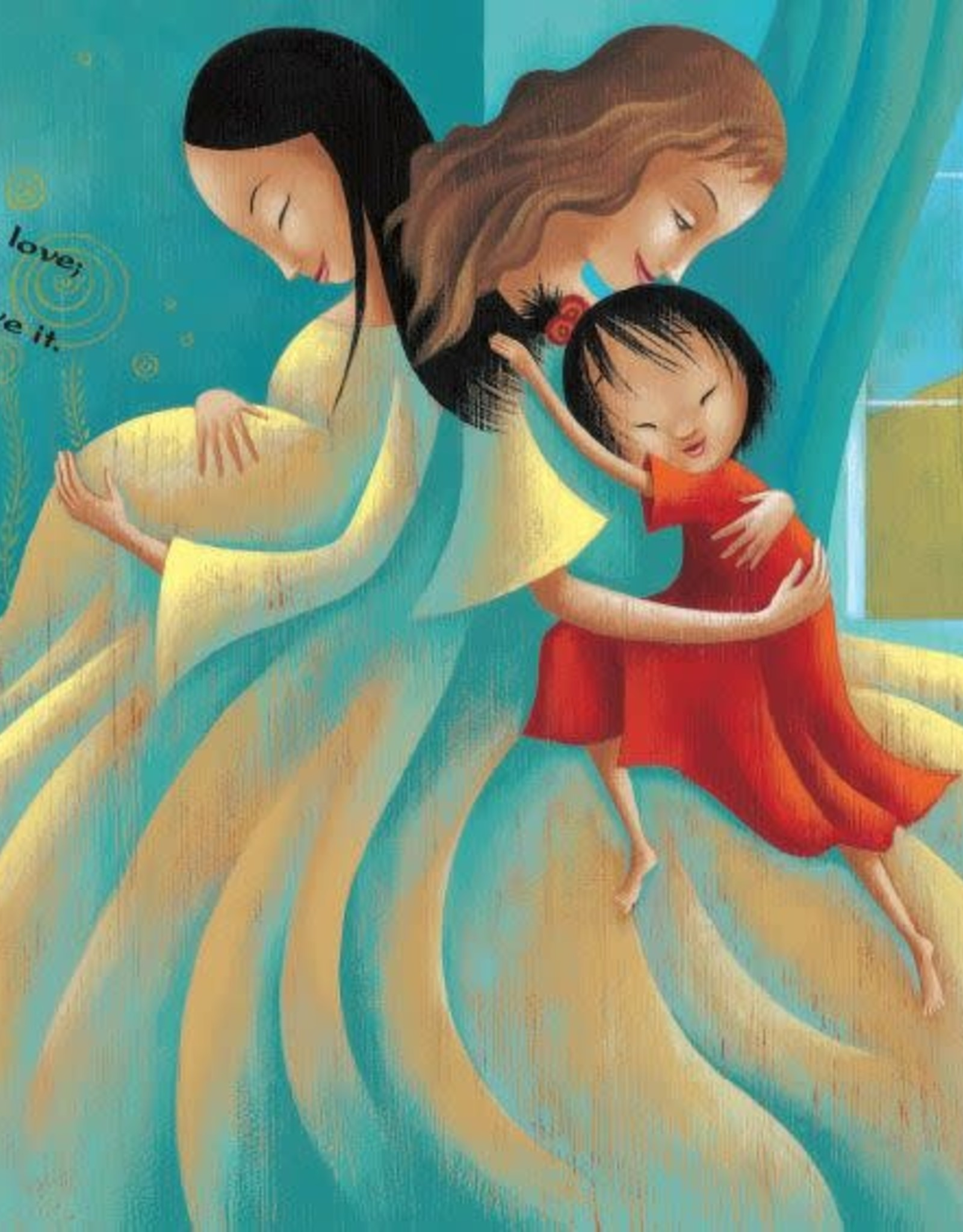 Barefoot Books Motherbridge of Love picture book