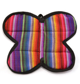 Lucia's Imports Butterfly Potholder