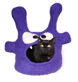 Dharma Dog Karma Cat Purple Monster Cave