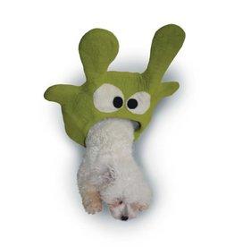 Dharma Dog Karma Cat Green Monster Cave