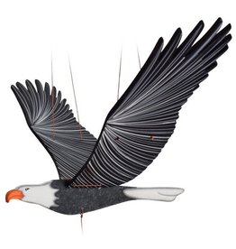 Tulia Artisans American Bald Eagle Flying Mobile