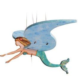 Tulia Artisans Mermaid Flying Mobile