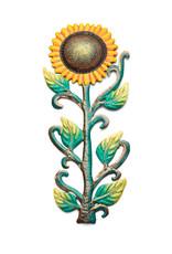 Serrv Small Sunflower Wall Art