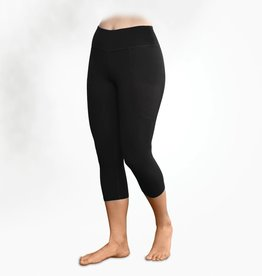 Maggie's Organics Blackout Leggings - Mid-calf Length