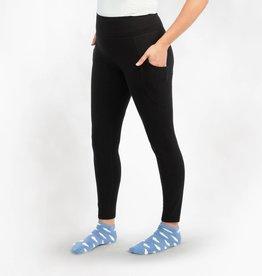 Maggie's Organics Blackout Leggings Ankle Organic Cotton