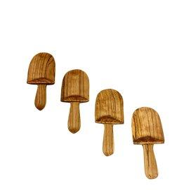 Harkiss Designs Shovel Style Wide Scoop