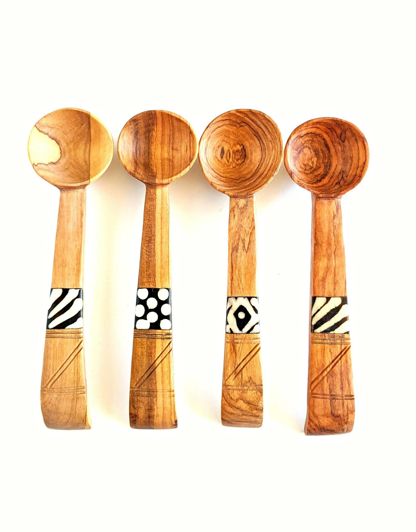 Harkiss Designs Wooden Coffee Scoops