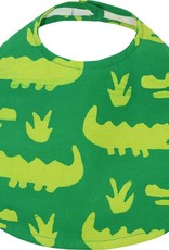 Global Mamas Baby's Bib - Green  Crocs