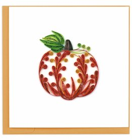 Quilling Card Quilled Decorative Pumpkin Greeting Card
