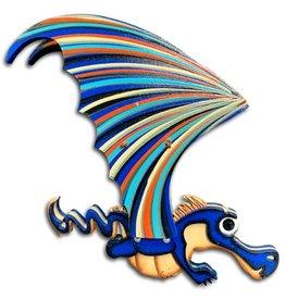 Tulia Artisans Baby Dragon Flying Mobile