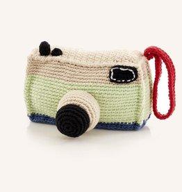 Pebble Camera Rattle