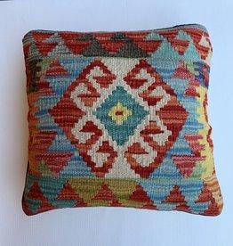 Bunyaad Pakistan Natural Dye Kilim Pillow