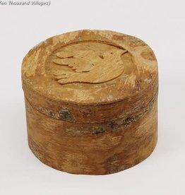Ten Thousand Villages Dove Cinnamon Box