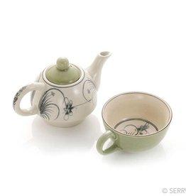 Serrv Dragonfly Tea for One