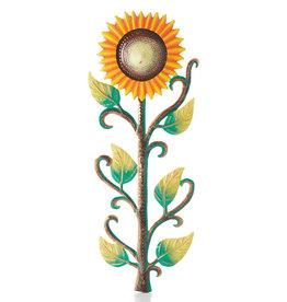 Serrv Large Sunflower Wall Art