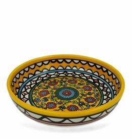 Serrv Large Yellow West Bank Bowl