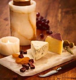Serrv Rough-Edge Onyx Cheese Board