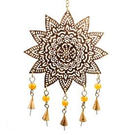 Mira Fair Trade Mystical Mandala Chime
