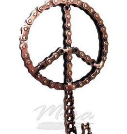 Mira Fair Trade Peace Sign Hook