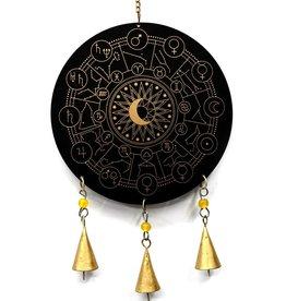 Mira Fair Trade Zodiac Chime