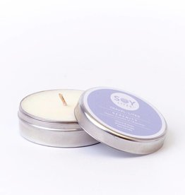 Thumbprint Artifacts SoyLites Aromatherapy Travel Tin 1.9 oz: Serenity