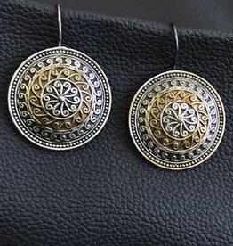 Sevya Handmade Mandala Earrings
