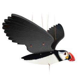 Tulia Artisans Puffin Flying Bird Mobile