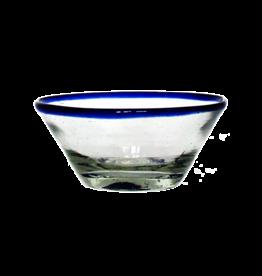 Sobremesa Tiny Blue Rim Bowl