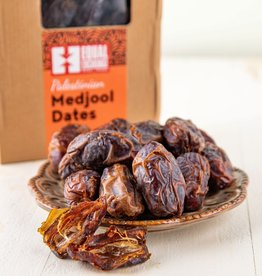 Equal Exchange Palestinian Medjool Dates - 17.6oz