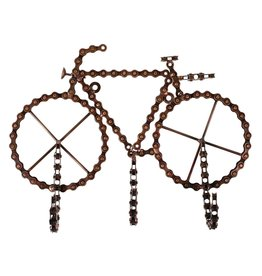 Ten Thousand Villages Bike Chain Wall Hook