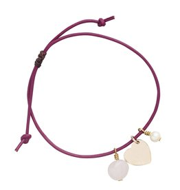Ten Thousand Villages Love & Harmony Bracelet