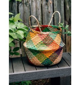 Ten Thousand Villages Sunny Day Seagrass Basket