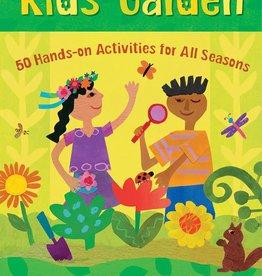 Barefoot Books Kids' Garden activity card set