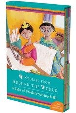 Barefoot Books 4 Tales of Problem-Solving & Wit