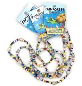 Women of the Cloud Forest Kids Stretchy Rainforest Necklace