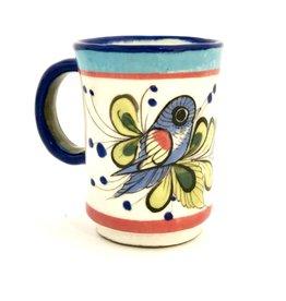 Lucia's Imports Wild Bird Espresso Cups