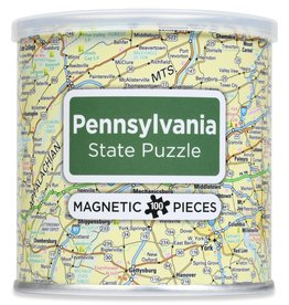 Geotoys Magnetic Puzzle Pennsylvania