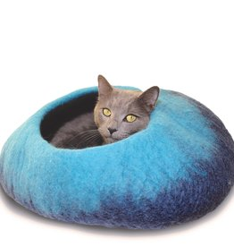 Dharma Dog Karma Cat Ombre Wool Pet Cave