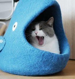 Dharma Dog Karma Cat Whale Wool Pet Cave