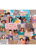 Barefoot Books 100-Piece Puzzle: Climate March